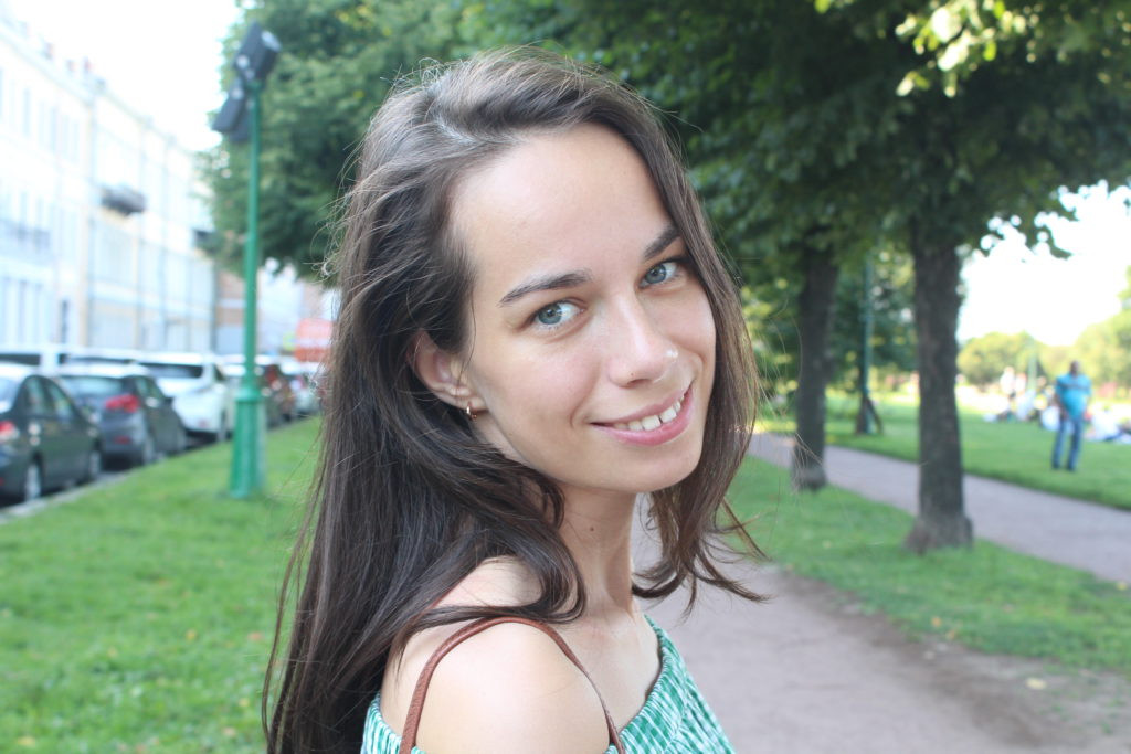 Дарья Плотникова